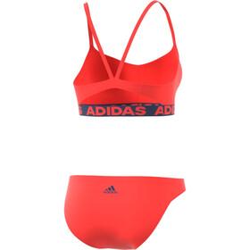 adidas BW Branded Bikini Femme, app solar red
